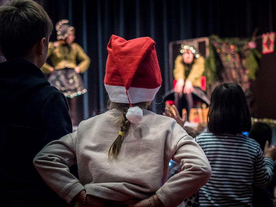 G. Mystère De Noël Crédit Claire LH